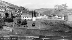 The Grammar School c.1965, Porth