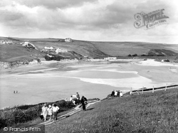 The Sands 1925, Porth
