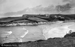 The Sands And Whipsiderry 1936, Porth