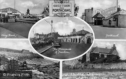 Porthcawl, Composite c.1955