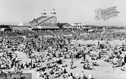 Porthcawl, Coney Beach c.1955