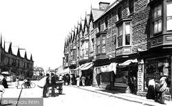 John Street 1901, Porthcawl
