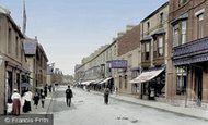 Porthcawl, John Street 1901