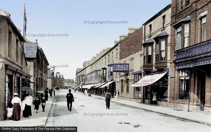 Photo of Porthcawl, John Street 1901