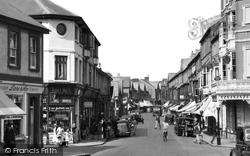 Porthcawl, John Street 1938