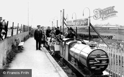 Porthcawl, Miniature Railway 1938
