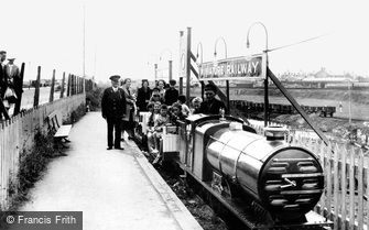Porthcawl, Miniature Railway 1938