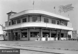 New Continental Café 1938, Porthcawl