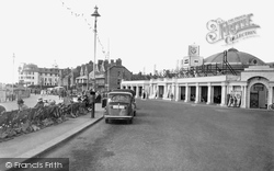 Porthcawl, Promenade And Pavilion 1938