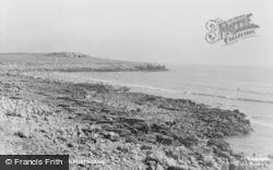 Porthcawl, Rest Bay And Beach c.1955