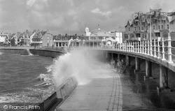 Rough Seas c.1960, Porthcawl