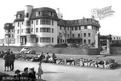Seabank Hotel c.1955, Porthcawl