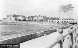 Porthcawl, Seafront 1938
