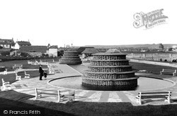 The Fountains c.1955, Porthcawl