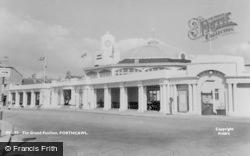 Porthcawl, The Grand Pavilion c.1955
