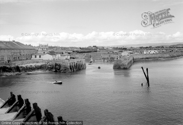 Porthcawl, the Harbour 1960