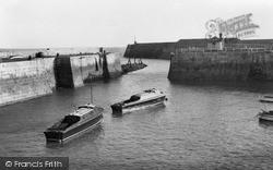 The Harbour c.1955, Porthcawl