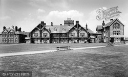 The Rest, Seaside Convalescent Home c.1955, Porthcawl