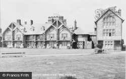 Porthcawl, The Rest, Seaside Convalescent Home c.1960