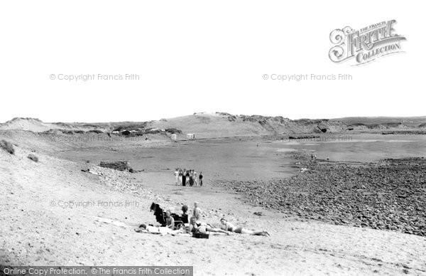 Photo of Porthcawl, Treco Bay 1938