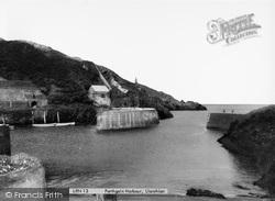 Porthgain, Harbour c.1960