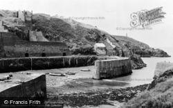 Porthgain, The Harbour c.1960