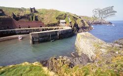 The Harbour c.2000, Porthgain