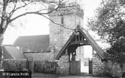 Church c.1955, Porthkerry