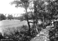 Railway Viaduct 1900, Porthkerry
