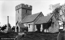 St Curig's Church 1899, Porthkerry