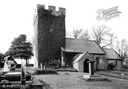 St Curig's Church 1936, Porthkerry