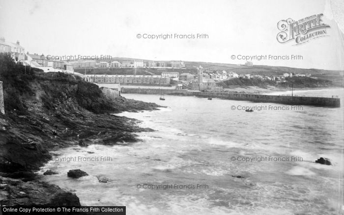Photo of Porthleven, 1904