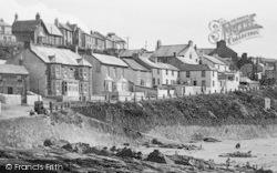 Porthleven, A Sea View c.1955