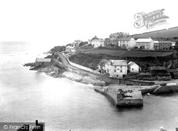Porthleven, Breageside 1924