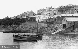 Porthleven, Breageside 1928