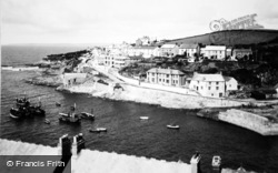 Porthleven, Breageside c.1955