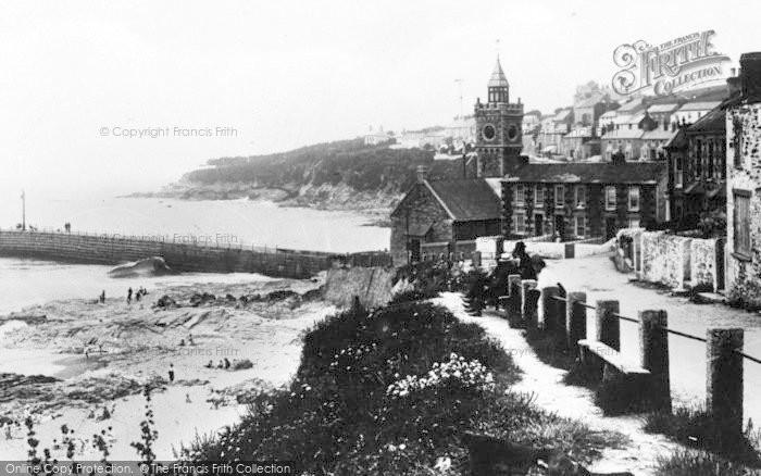 Photo of Porthleven, c.1932