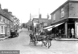 Porthleven, Fore Street 1931