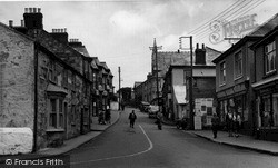 Porthleven, Fore Street c.1955