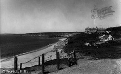 Porthleven, From The East c.1955