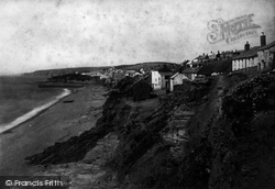 Porthleven, From The South 1890