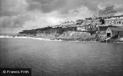Porthleven, Gar Tol Point 1924