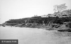 Porthleven, Gar Tol Point 1928