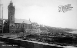 Porthleven, Gravesend And The Bickford-Smith Institute 1907