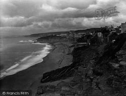 Porthleven, Inner Harbour 1924