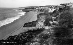 Porthleven, Looking West 1931
