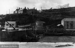 Porthleven, Low Tide c.1955