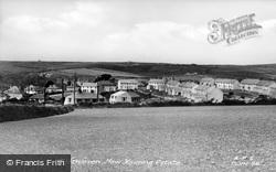 Porthleven, New Housing Estate c.1955