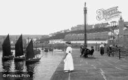 Porthleven, Outer Harbour 1911