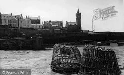 Porthleven, Quayside c.1955